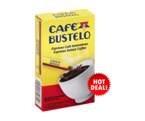 1 Publix Deal - Cafe Bustelo Single Serve