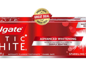 1 Publix Deal - Colgate Optic White Advanced Whitening Toothpaste