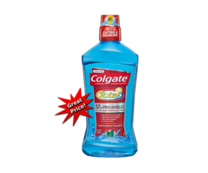 1 Publix Deal - Colgate Total Mouthwash
