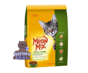 1 Publix Deal - Meow Mix Dry Cat Food