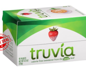 1 Publix Deal - Truvia Sweetener Packets