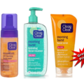 1 Target Deal - Clean & Clear Facial Cleansers