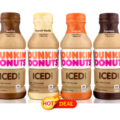 1 Target Deal - Dunkin Donuts Iced Coffee