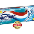 1 Walmart Deal - Aquafresh Toothpaste