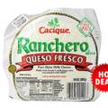 1 Walmart Deal - Cacique Ranchero Queso Fresco Cheese