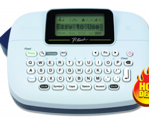 P-touch Handy Label Maker