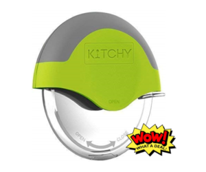 Pizza Cutter Wheel from Kitchy