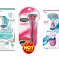 1 CVS Deal - Schick Quattro, Hydro Silk & Intuition Razors