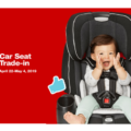1 Target Deal - Car Seat Trade In Event