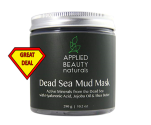Applied Beauty Dead Sea Mud Mask