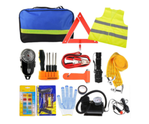 Car Emergency Kit 14 Piece
