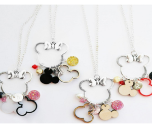 GroopDealz - Disney Character Necklaces