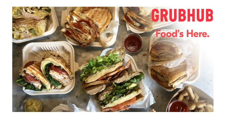 Magical Offer from Grub Hub