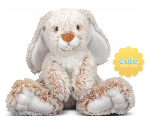 Melissa & Doug Stuffed Bunny Rabbit