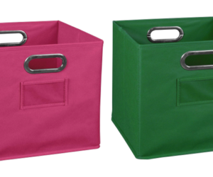 Niche Fabric Storage Bins
