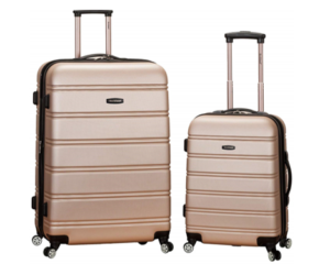 Rockland Luggage Set 2 Piece
