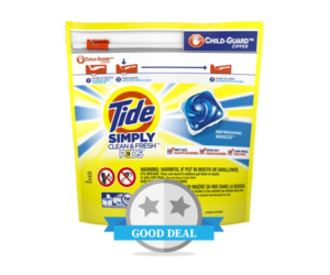 1 CVS Deal - Tide Simply Pods