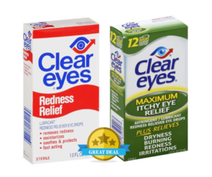 1 Publix Deal - Clear Eyes Eye Drops