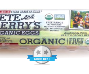 1 Publix Deal - Pete & Gerry's Organic Eggs
