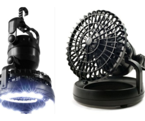 13Deals - Camping Fan Light Combo