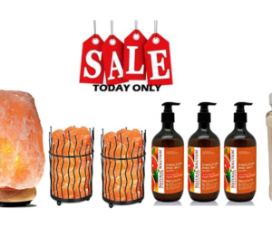 Himalayan Salt Products Sale