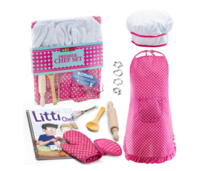 Kids Cooking & Baking Set by JaxoJoy