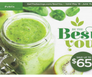 Publix Coupon Booklet - Best You 5-18-19