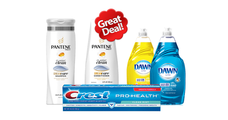 photo regarding Dawn Coupons Printable identify CVS Package upon Pantene, Crest Sunrise * Coupon-Wizards