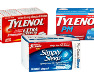 Tylenol Adult Products